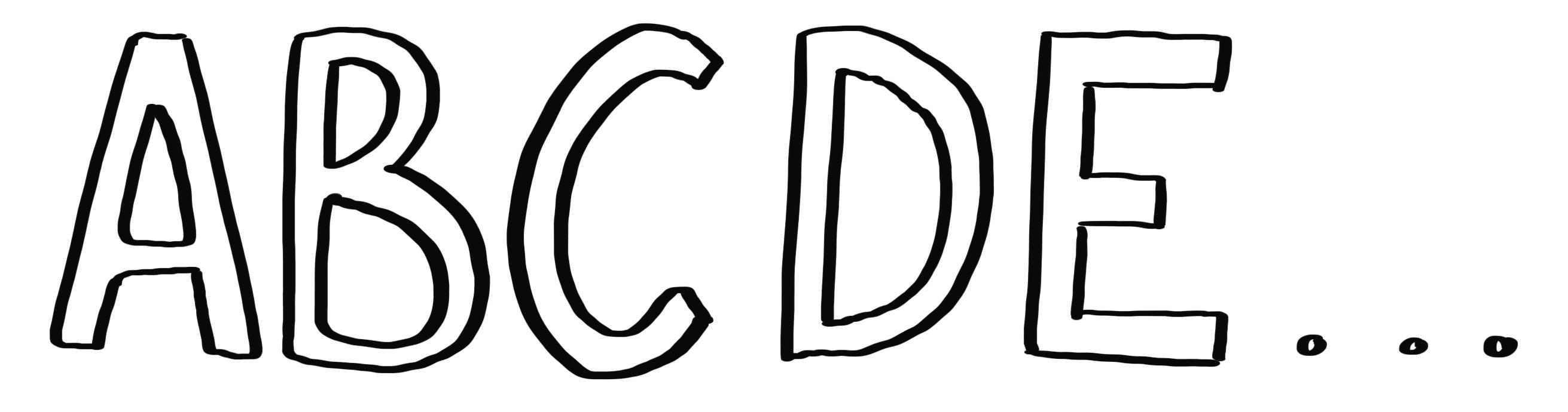 Kunst Mit Buchstaben Unsere Lettering Tipps Odernichtoderdoch