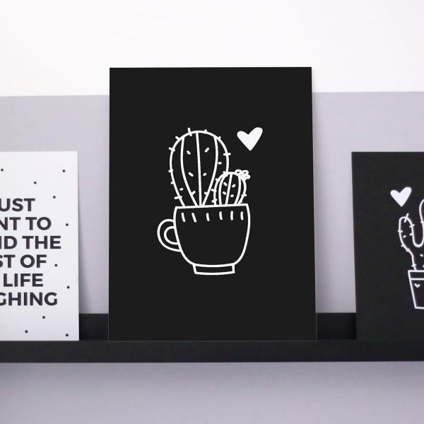 "Poster A3 ""Cactus"""