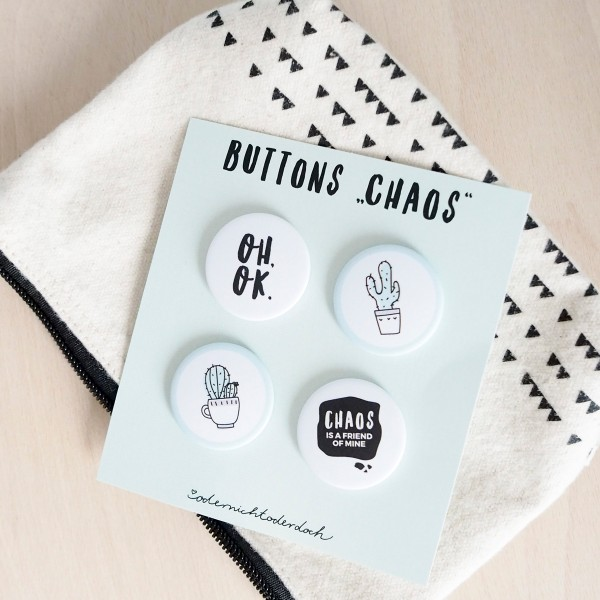 "Buttons ""Chaos"""