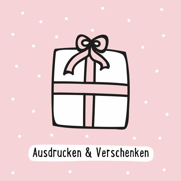 Geschenkgutschein (100 EUR) - odernichtoderdoch