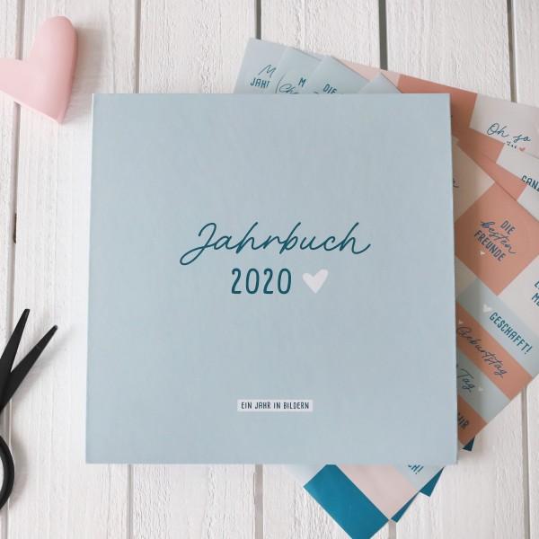 """Jahrbuch 2020 """"Mein Jahr in Bildern"""""""
