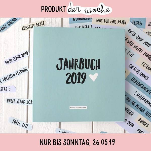 """Jahrbuch 2019 """"Ein Jahr in Bildern"""""""