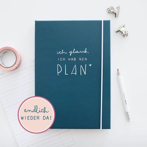 """Sticky Notes Book """"Ich glaub, ich hab nen Plan"""""""