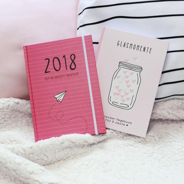 Glasmomente & Abenteuerkalender - Geschenkset