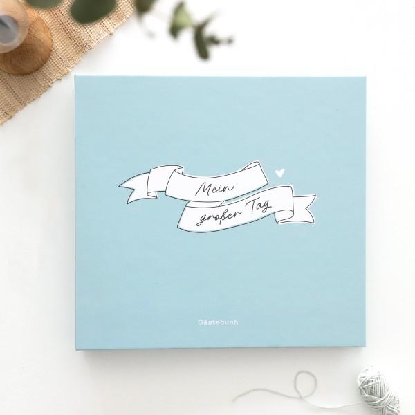 "Gästebuch ""Mein großer Tag"""
