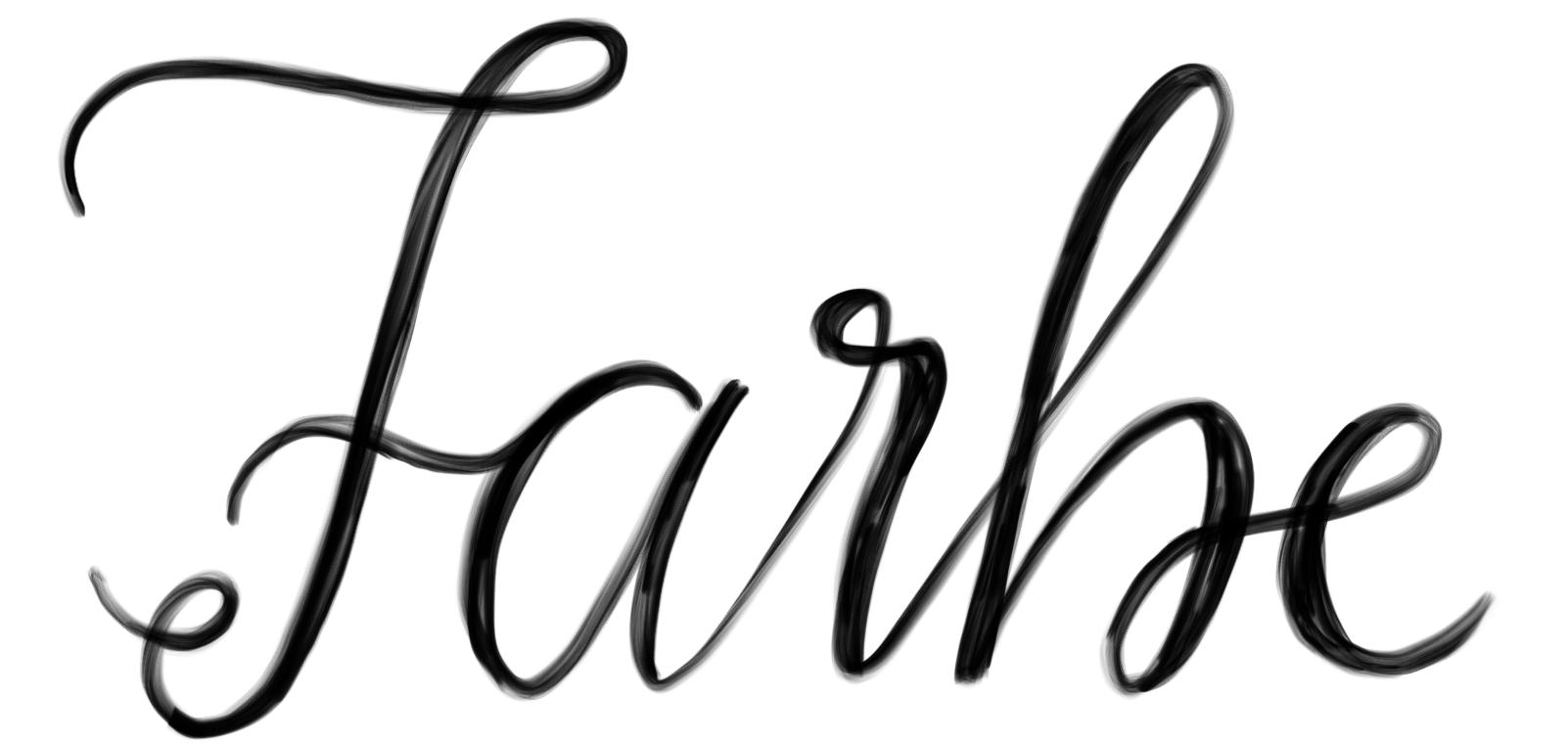 Kunst mit Buchstaben Teil 2